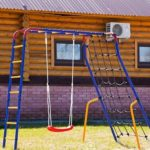 Детский спортивный комплекс для дачи Спайдер 42_enl