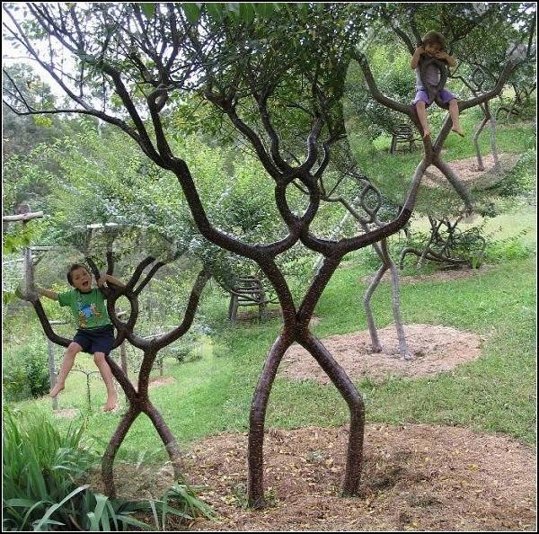 Арбоскульптура – художественное формирование деревьев – стильно и оригинально