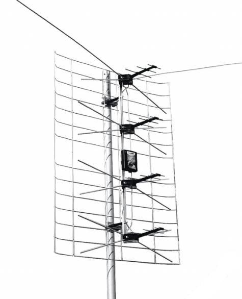 Эфирная антенна своими руками