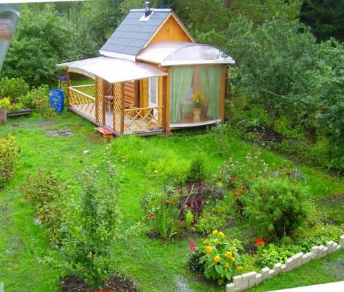 Баня – неизменный атрибут загородного отдыха