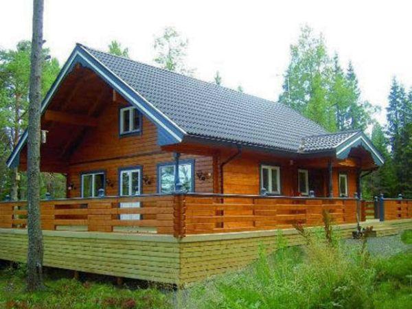 Чем дороже и капитальнее дом, тем более он нуждается в должном оформлении.