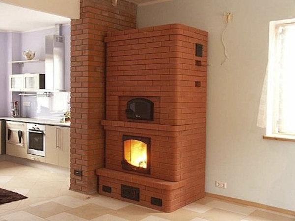 Дачная печка