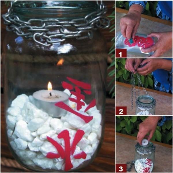 Для светильника рекомендуется использовать декоративный крашеный гравий, который проходил процедуру очистки (цена – от 30 руб. за 1 кг)