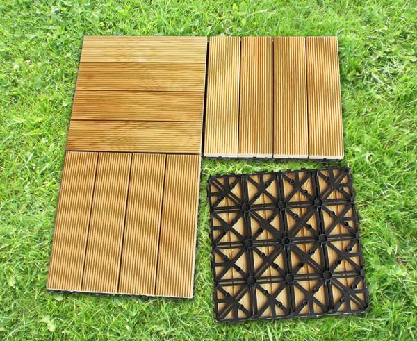Две стороны одной плитки