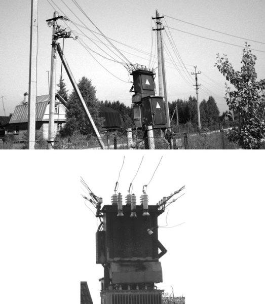 Электрификация дачного участка от ТП