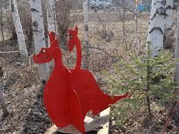 Фото скульптуры из фанеры