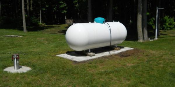 Газгольдер – индивидуальный газовый резервуар