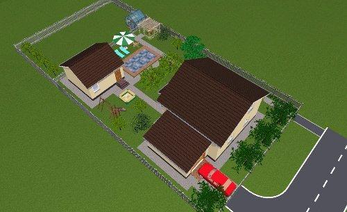 Главное на даче – жилой домик.