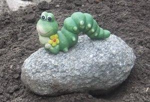 Садовые фигурки из гипса своими руками мастер