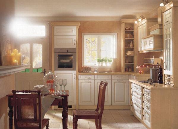 На фото – интерьер кухни
