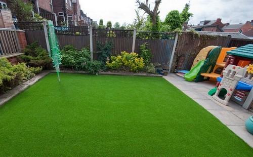 Как правильно сделать газон