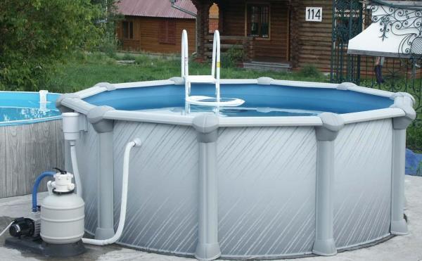 Насос необходим для поддержки воды в первозданном виде