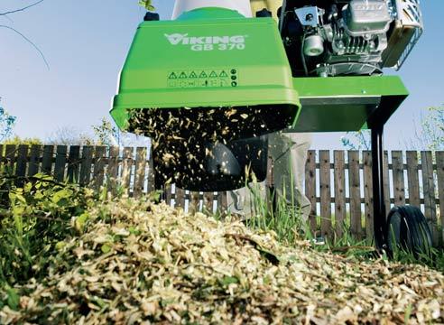Переработка садового мусора