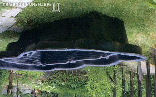 Пластиковая форма для собственного озера