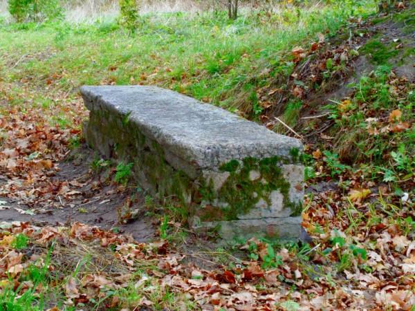 Почти вечная скамья