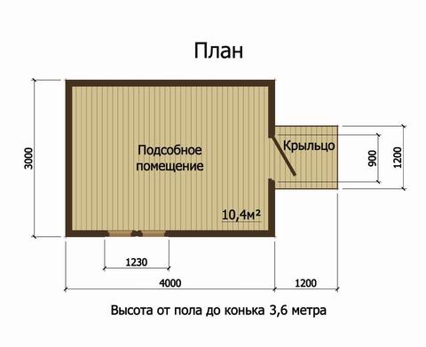 Проектный план