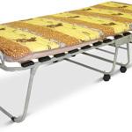 Раскладная кровать для дачи