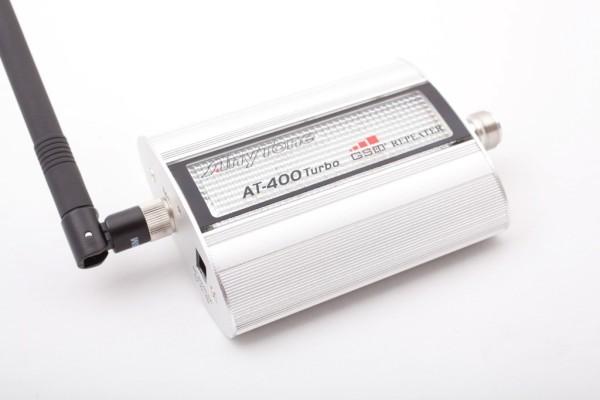 Репитер позволяет значительно усилить сигнал и обеспечивает качественную связь и передачу данных на небольшой площади