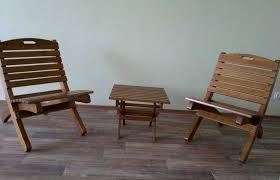 Складные стулья – отличное решение для дачи