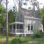 Дачные дома с верандой фото