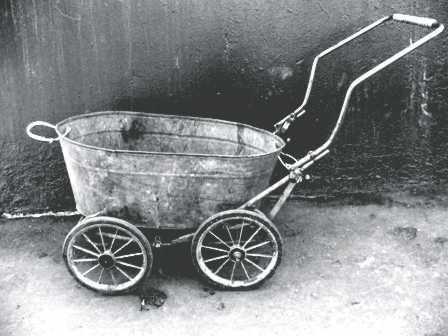 Старая коляска. Второе пришествие.