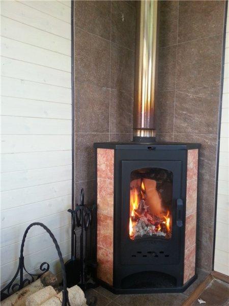 Тепло для дачного дома