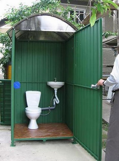 Туалет для дачи своими руками фото и