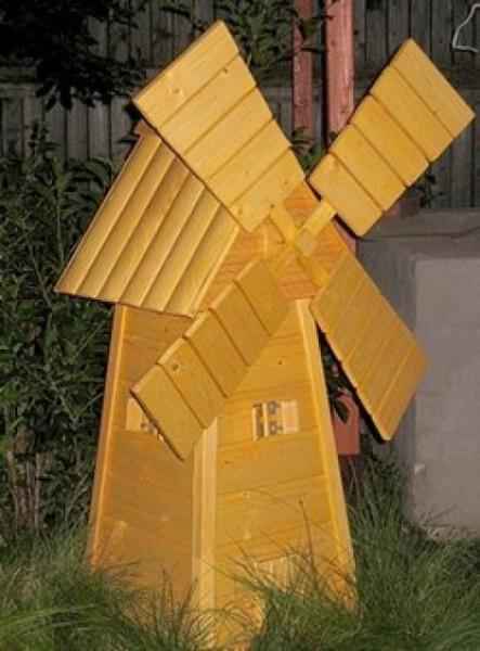 Поделки из дерева ветряная мельница 98