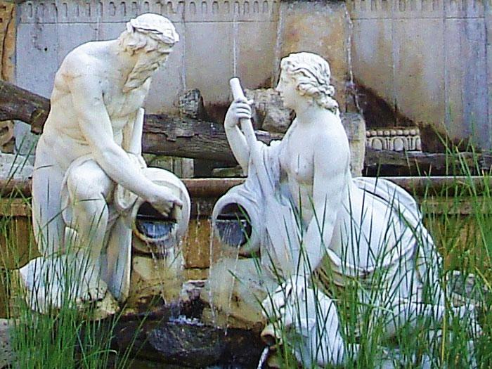 Садовые скульптуры своими руками с инструкция 16