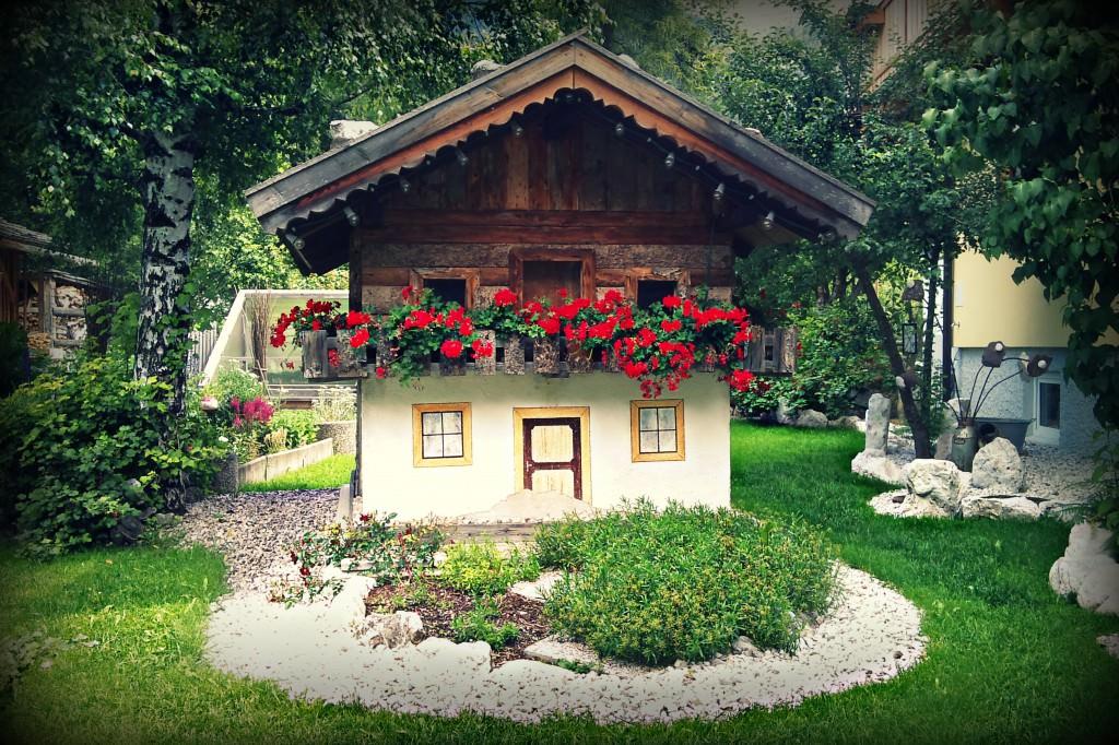 Дачные красивые домики в картинках