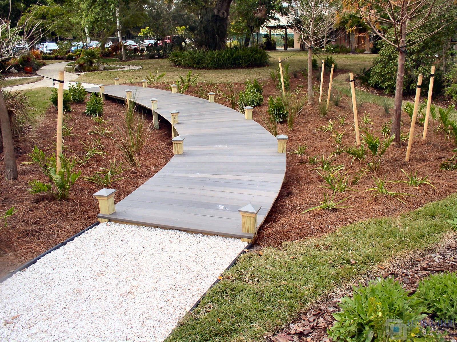 Садовые дорожки своими руками с малыми затратами из бетона фото 962