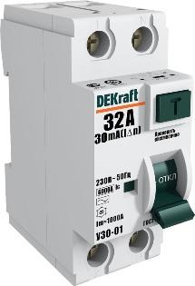 Автомат на 32 Ампера