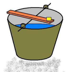 Более простая разновидность ловушки требует ручной перезарядки.