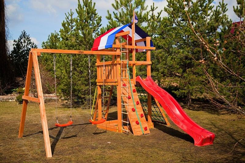 Уличные спортивные комплексы для детей фото