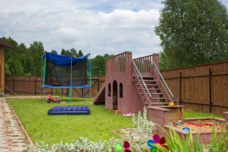 Детские и спортивные приспособления