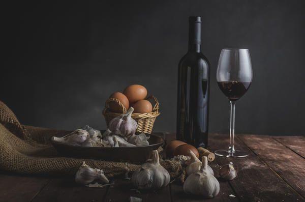Варенье из чеснока с вином имеет необыкновенный вкус