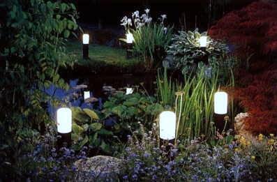 Фонари низковольтного освещения