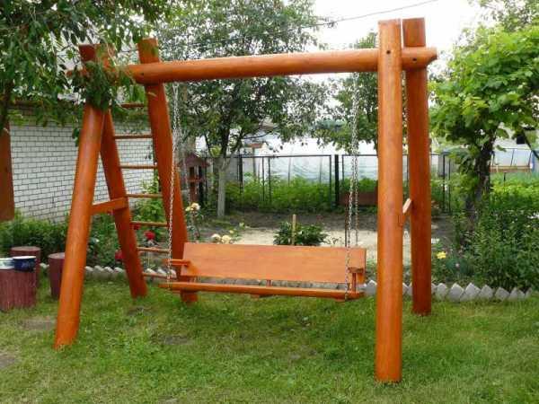 Качественная деревянная модель ничем не уступает металлической.
