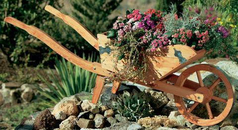 Как украсить свой сад - задумывается каждый садовод, для которого его детище не только место сбора урожая, но и воплощение собственного хобби