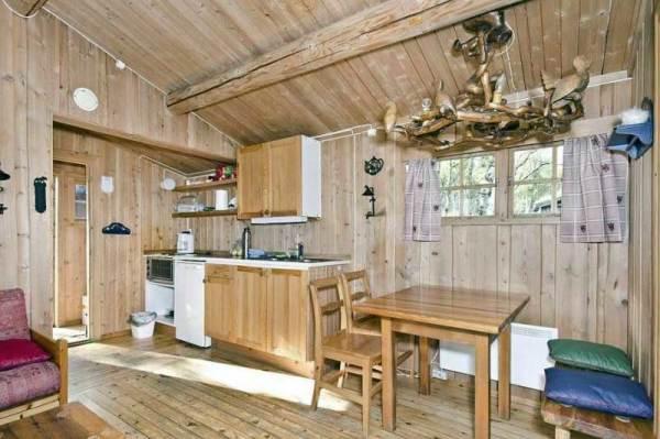 Мебель для домика на даче – необходимая составляющая уюта