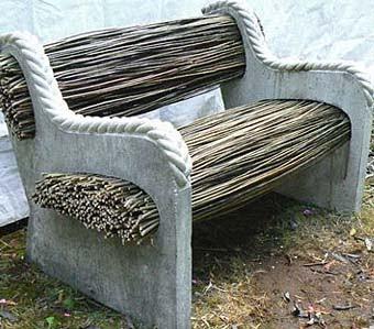 Мебель из камня – строим на века