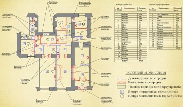 На фото - технический паспорт постройки
