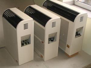 Напольные конвекторы, как газовое отопление дачи