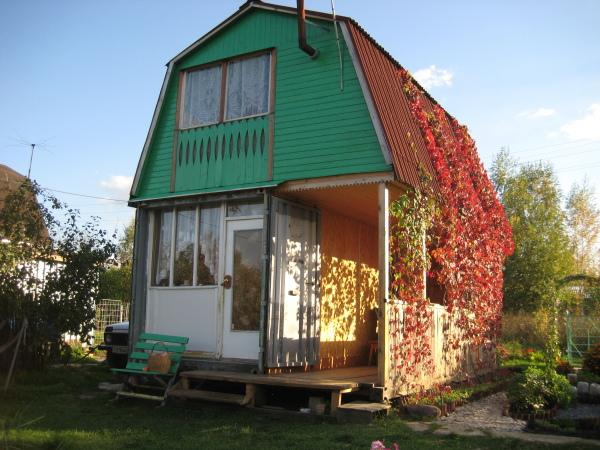 Некоторые виды подобных строений имеют вид настоящих и полноценных домов