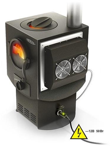 Одно устройство может обеспечить теплом, горячей пищей и светом.