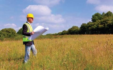 Перед проектированием на участке нужно провести геологоразведочные работы