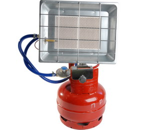 Переносной газовый обогреватель