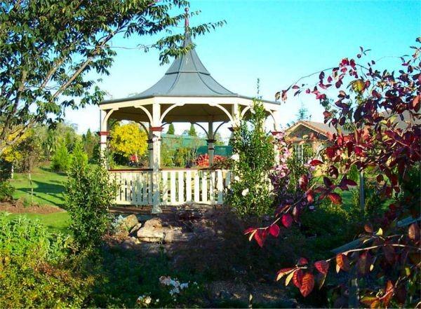 Покои шейха в собственном саду