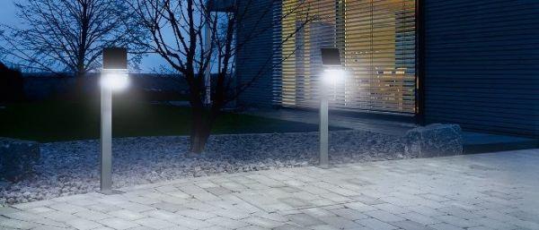 Полноценное освещение загородного участка