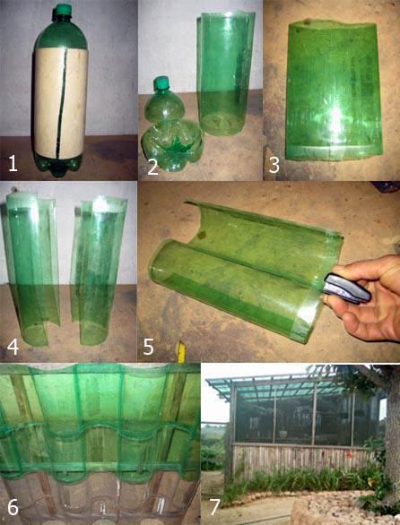 Пошаговое создание пластиковых стен